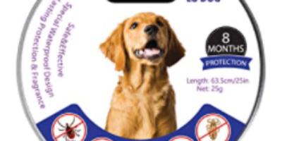 Desparasitantes para perros.